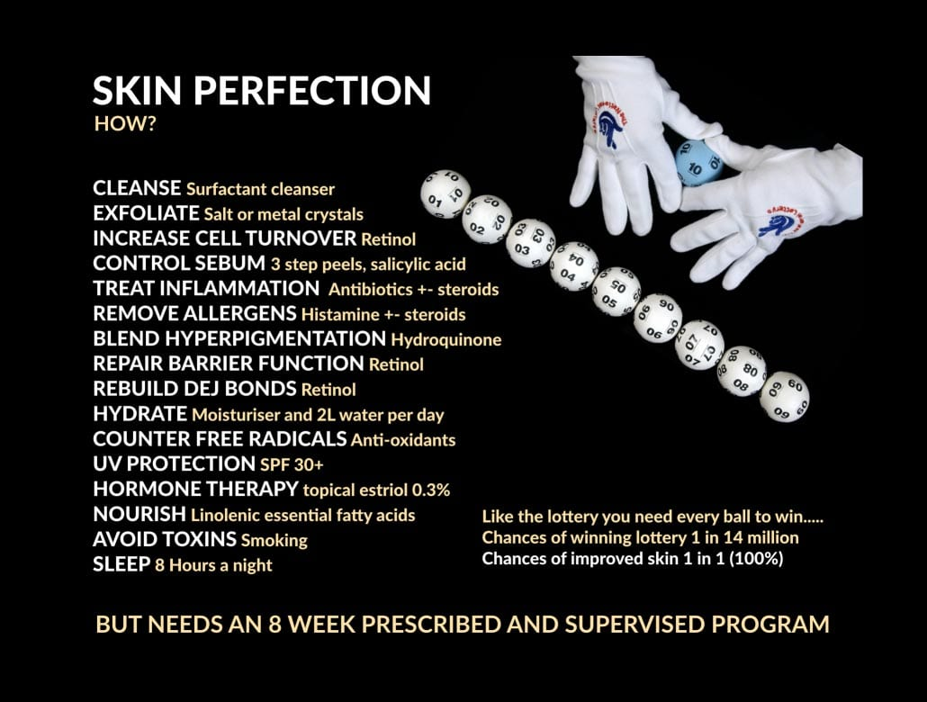 Skin Perfection - How?